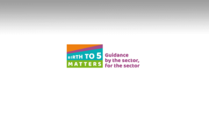 E2P to partner with Birth to Five Matters.